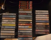 Аудиокассеты с хорошей музыкой